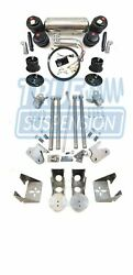 Fits 1988-1998 Chevrolet C1500 Pickup Air Ride Suspension Lowering System Kit