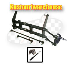 2 Inch Narrowed Link King Pin Front End Beam With Dropped Spindles Vw Volkswagen