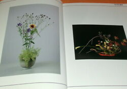 Ikebana The Form Of The Flower Schematic Book From Japan Japanese Flower0873