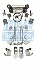Fits 1965-1979 Ford F100 F150 Pickup Air Ride Suspension Lowering System Kit Hd