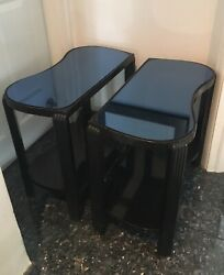 Art Deco 1930s Two Tier End Table - 24