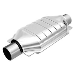 For Dodge Ram 1500 06 OBDII Universal Fit Oval Body Catalytic Converter