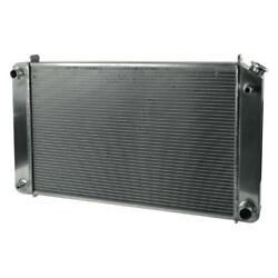 For Gmc C2500 79-85 Afco 80242-s-ds-n Muscle Car Performance Radiator W Dual Fan
