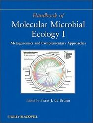 Handbook Of Molecular Microbial Ecology I Metagenomics And Complementary Used