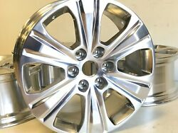 20 Inch Ford F150 Expedition 04-2019 Polished Factory Oem Wheels Rims Set 3992