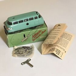 Rare Nos Vintage Schuco W. Germany Varianto-3044 Bus W/box Perfectly Working