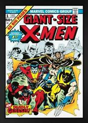 Giant Size X-men 1 Boxed Canvas Edition 2013 Signed By Stan Lee -taking Offers