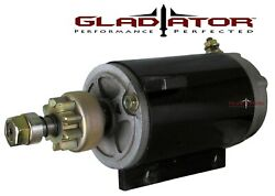 New Johnson Outboard 40 50 60 70 Hp Starter 70-88 1122940 585063 586280