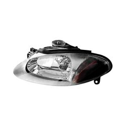 For Ford Escort 1998-2003 K-Metal 2123362T Driver Side Replacement Headlight