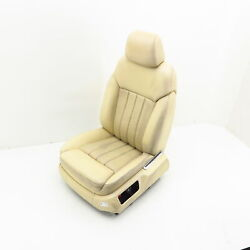 seat front Left Bentley CONTINENTAL FLYING SPUR Right Hand Drive