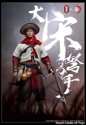 1/6 Kong Ling Ge And Qing Shi Action Figure - The Song Dynasty Crossbowman Kq001