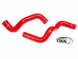 Hps Silicon Silicone Radiator Hose Kit For Dodge 96-02 Viper Red 97 98 99 00 01