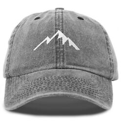 DALIX Outdoor Cap Mountain Dad Hat Womens Mens Hiking Vintage Cotton $12.99