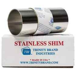 Made In Usa Metal Shim Stock  Type Shim Stock Roll  Material Stainless S...