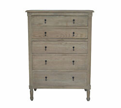 Flinders Chest White Washed Oak Dressers And Armoires Provincial Home Outlets