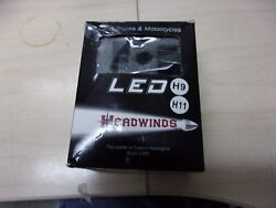 Headwinds Led Bulb Replaces H8 H9 H11 H16 For Harley 2014-2016 Flhx