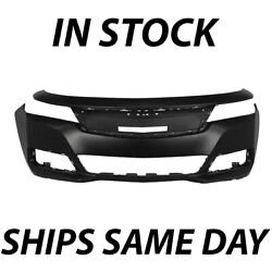 New Primered - Front Bumper Cover Replacement For 2014-2019 Chevy Impala 14-19