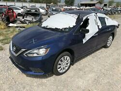 2017 2018 Nissan Sentra Front End Clip Nose Assembly Blue Ray