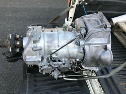 Mercedes Benz 230 Sl Automatic Transmission With Torque Converter