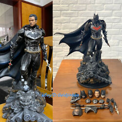 Batman 1/4 Resin Figurine Painted Model Collection Gk Japanese Style In Stock