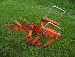 Allis Chalmers Ac 78 Planter Row Unit Parallel Arms Mounts Disc Opener Assembly