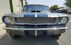 64 65 66 Ford Mustang Billet Grille Fastback Coupe Gt Shelby Eleanor Restomod