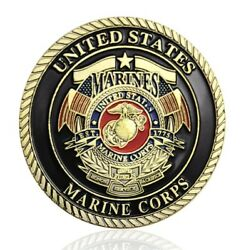 U.s. Marine Corps Usmc | Release The Dogs Of War | Military Challenge Coin