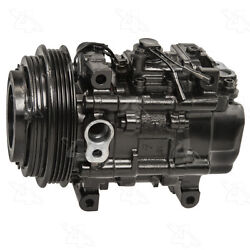Four Seasons 77325 Remanufactured Compressor And Clutch