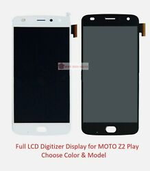 Lcd Glass Screen Digitizer Display Replacement For Motorola Moto Z2 Play Droid
