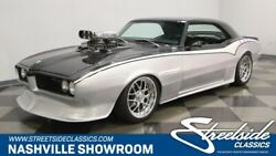 1968 Pontiac Firebird Restomod AWESOME CUSTOM BUILD BLOWN 355CI RIDE-TECH AIR RIDE CUSTOM INTERIOR MUST SEE