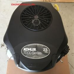 23 Hp Kohler Pskt7303050 725cc Engine For Zero-turn And Riding Rider Lawn Mowers