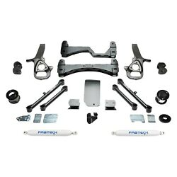 For Ram 1500 2019 Fabtech K3086 6 Basic Front And Rear Suspension Lift Kit