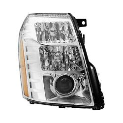 For Cadillac Escalade EXT 07-09 K-Metal Passenger Side Replacement Headlight