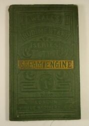 1865 Treatise On The Mathematical Theory Of The Steam Engine Thomas Baker