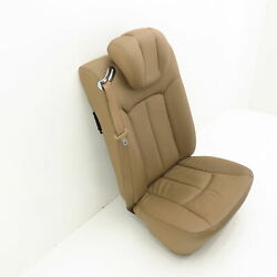 Seat Rear Right Maybach 57 Backsitz Havannabeige