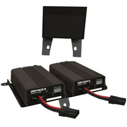 Wild Boar Audio 600 Watt 4 Channel 4 Ohm Amplifier Kit 2014 And Up Harley Touring
