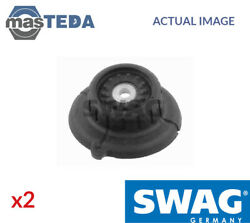 2x FRONT TOP STRUT MOUNTING CUSHION SET SWAG 70 93 4285 G NEW OE REPLACEMENT