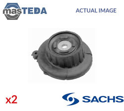 2x FRONT TOP STRUT MOUNTING CUSHION SET SACHS 802 333 G NEW OE REPLACEMENT