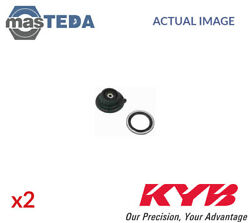 2x FRONT TOP STRUT MOUNTING CUSHION SET KYB SM1816 I NEW OE REPLACEMENT
