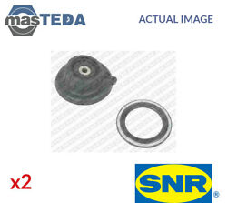 2x FRONT TOP STRUT MOUNTING CUSHION SET SNR KB65816 I NEW OE REPLACEMENT