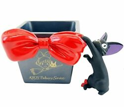 Studio Ghibli Kikis Delivery Service Red Ribbon Present Planter Cover From Japan
