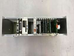 Battenfeld 250/050 Cdc Complete Rack Of Circuit Boards For The 2040 Control Sys