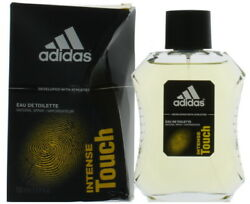 Intense Touch by Adidas for Men EDT Cologne Spray 3.3 oz. Damaged Box $22.13