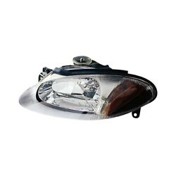 For Ford Escort 1998-2003 Replace FO2502172V Driver Side Replacement Headlight