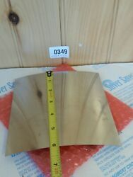 Stainless Steel Shim Stock .010 Thick, 6 Width 6 Long, 010, 0.010 Flat Sheet