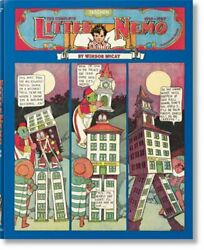Winsor Mccay. The Complete Little Nemo 1910-1927 By Alexander Braun New