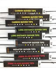 Daiwa Replacement Quiver Tip Glass Megatop Carbon Distance Feeder D-carp Fishing