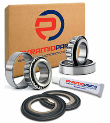 Steering Head Stem Bearings And Seals For Bmw R 51 /2 1950- 1951