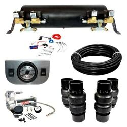 For Chevy Caprice 1971-1996 Ez Air Ride Deluxe Air Suspension Kit