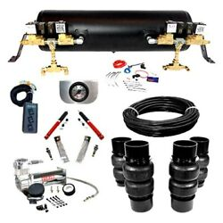 For Oldsmobile Cutlass 1978-1988 Ez Air Ride Platinum Air Suspension Kit